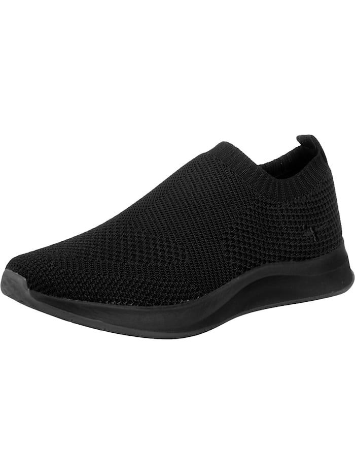 Tamaris Fashletics Slip-On-Sneaker, schwarz