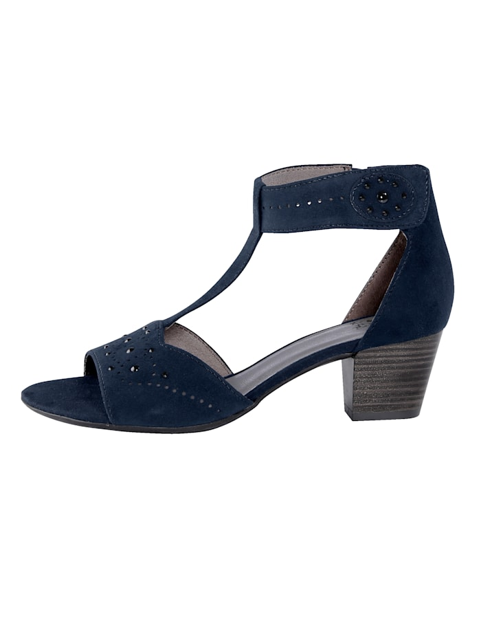 T-remmilliset sandaletit