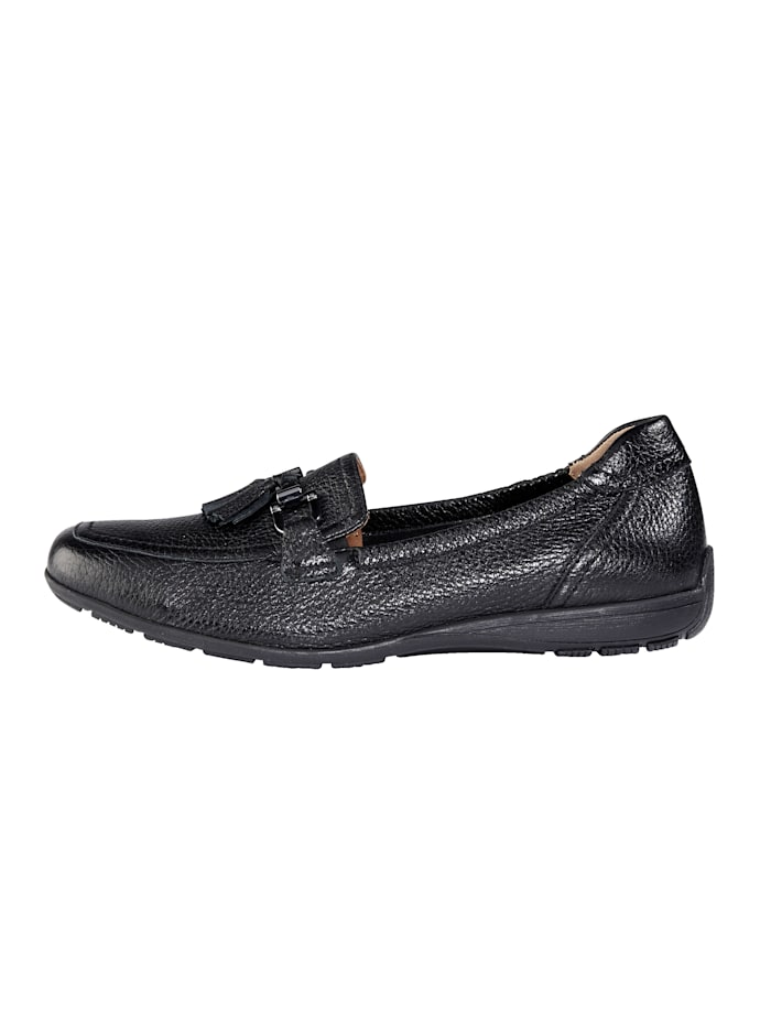 Loafers made from premium leather