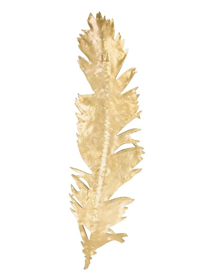 XL wanddecoratie Veer