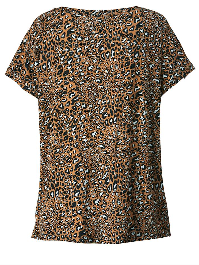 Shirt im angesagten Leomuster