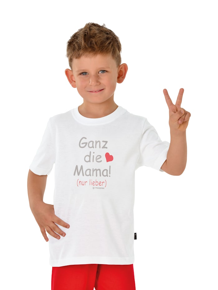 Jungen T-Shirt Mamas Liebling
