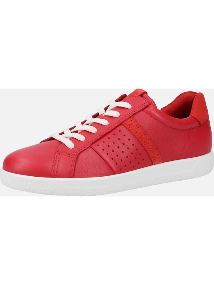 Ecco Sneakers, rot