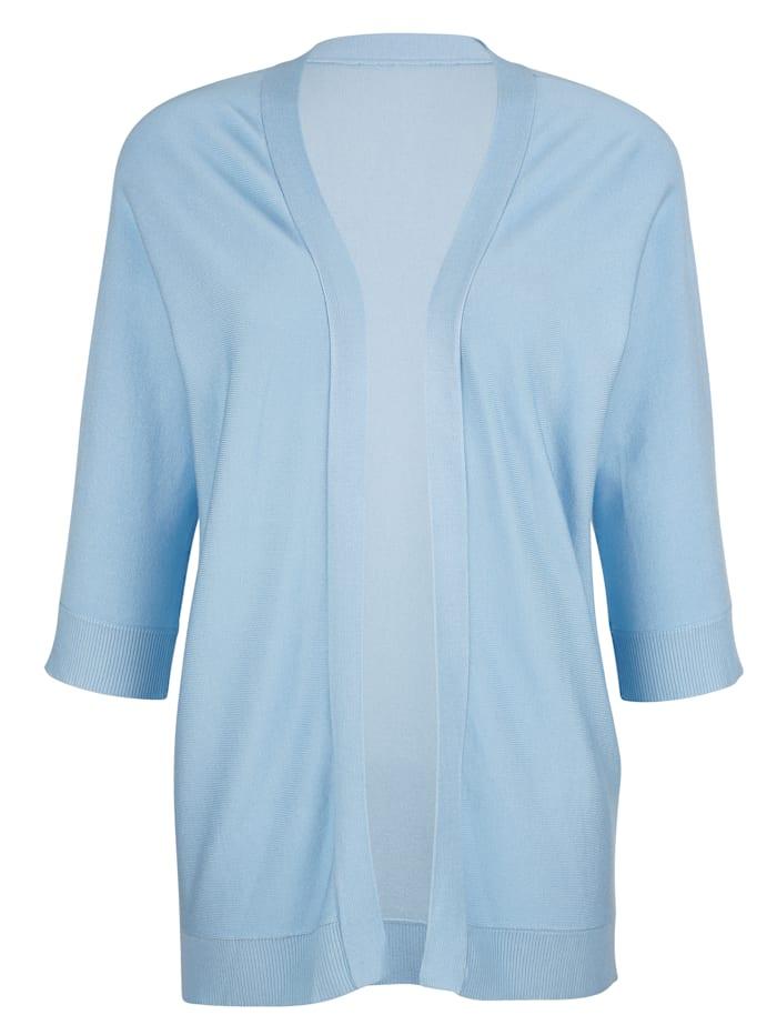 basically you Vest zonder sluiting, Lichtblauw