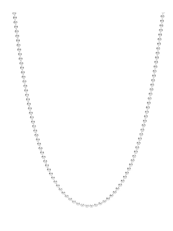 Pandora Kugelkette in Silber 925, Silberfarben