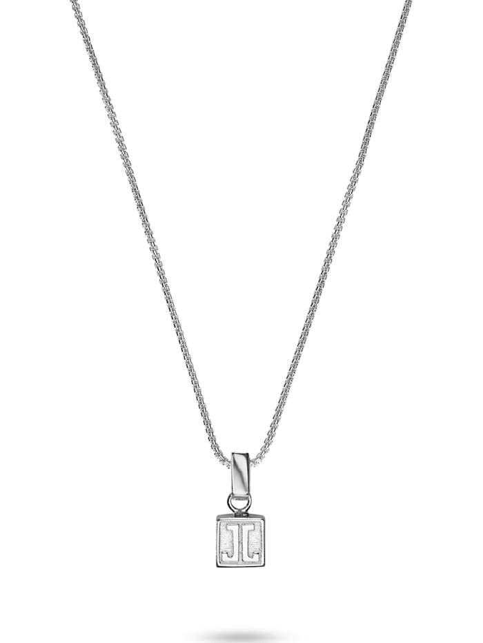 JETTE Damen-Kette 925er Silber 17 Zirkonia