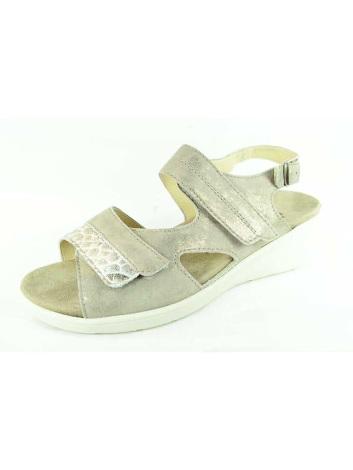 Semler Sandalen/Sandaletten, beige