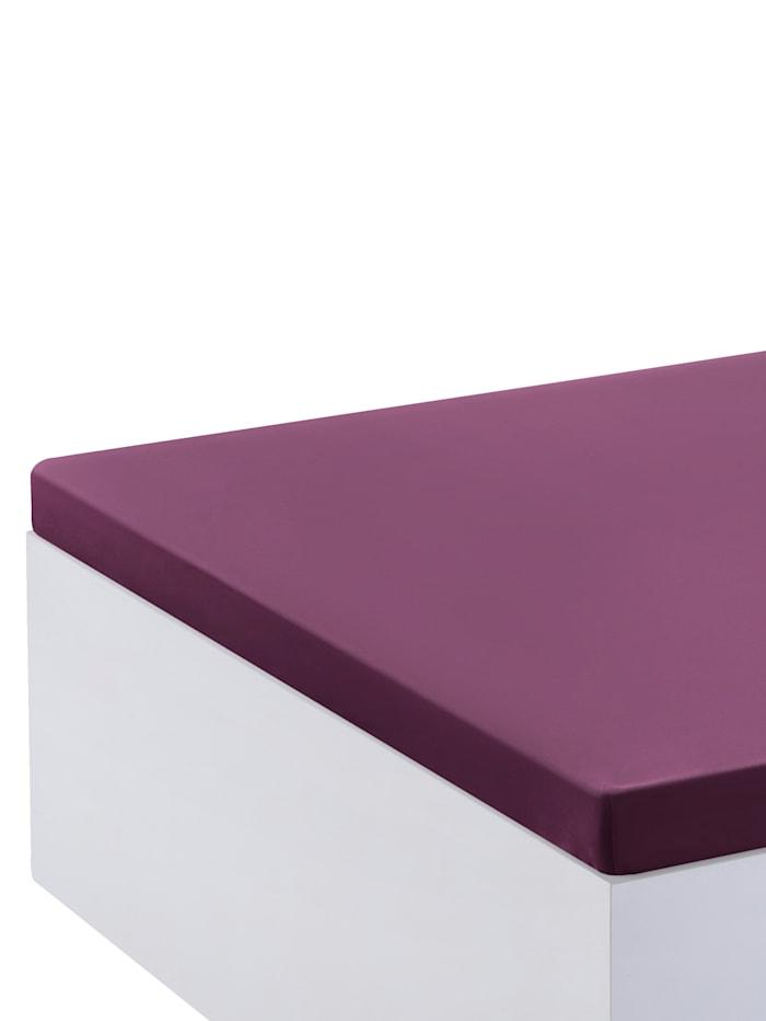 Webschatz Hoeslaken voor matrastopper, Berry