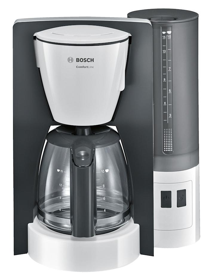 Bosch Bosch Kaffebryggare ComfortLine, vit/mörkgrå