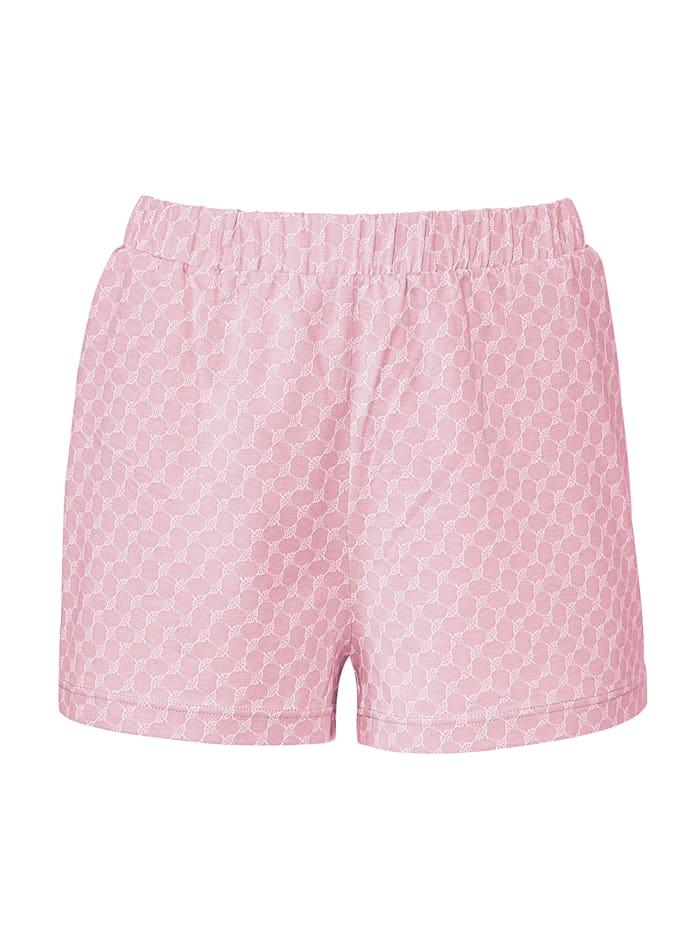 JOOP! Shorts aus der Serie Easy Leisure, Pink