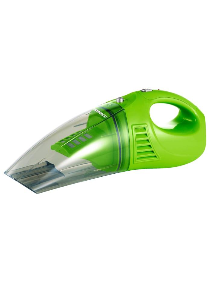 Cleanmaxx Aspirateur à main Cleanmaxx 2 en 1, 4,8 Volt, Vert