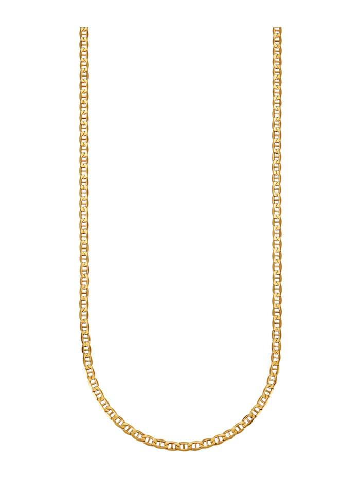 Diemer Gold Ankerketting van 14 kt., Geelgoudkleur