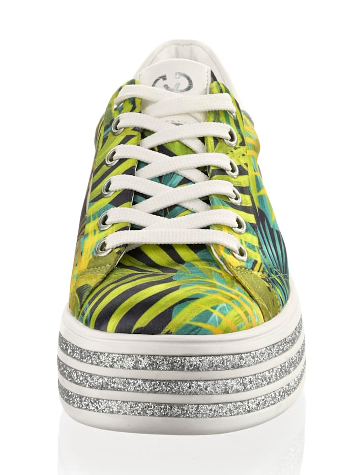 Sneaker als absolutes Highlight