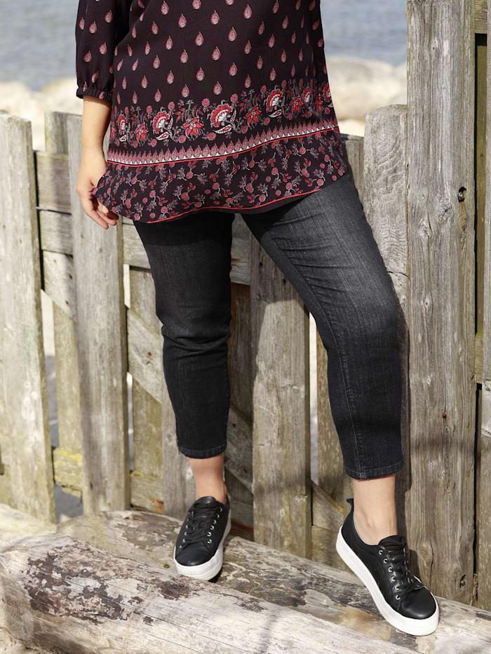 Dollywood Jeans IRMA Slim Fit, Black