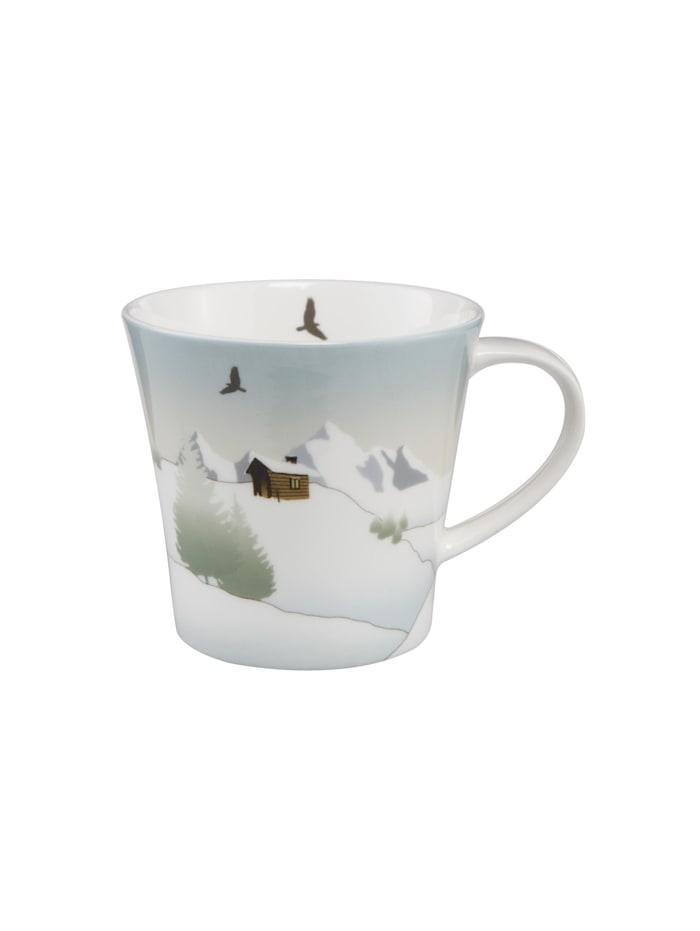 Goebel Goebel Coffee-/Tea Mug Walk in the Snow, Bunt
