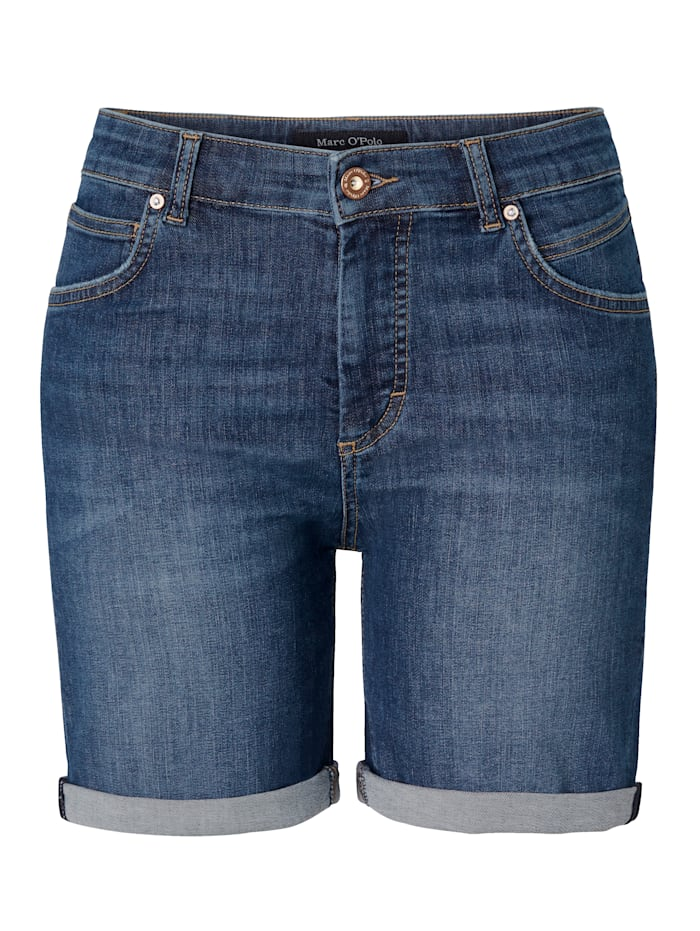 Marc O'Polo Shorts Denim, Blau