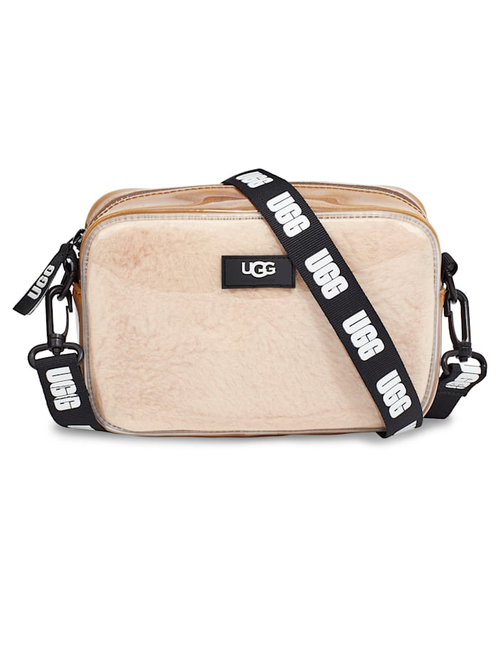 UGG Camera-Bag, Creme-Weiß