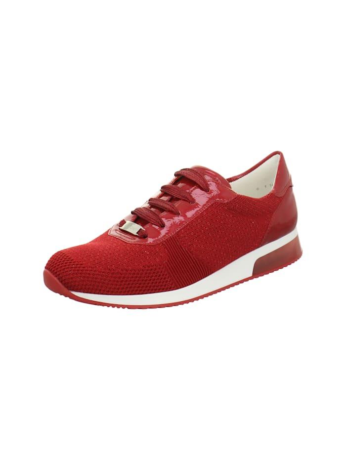 Ara Sneaker, rot