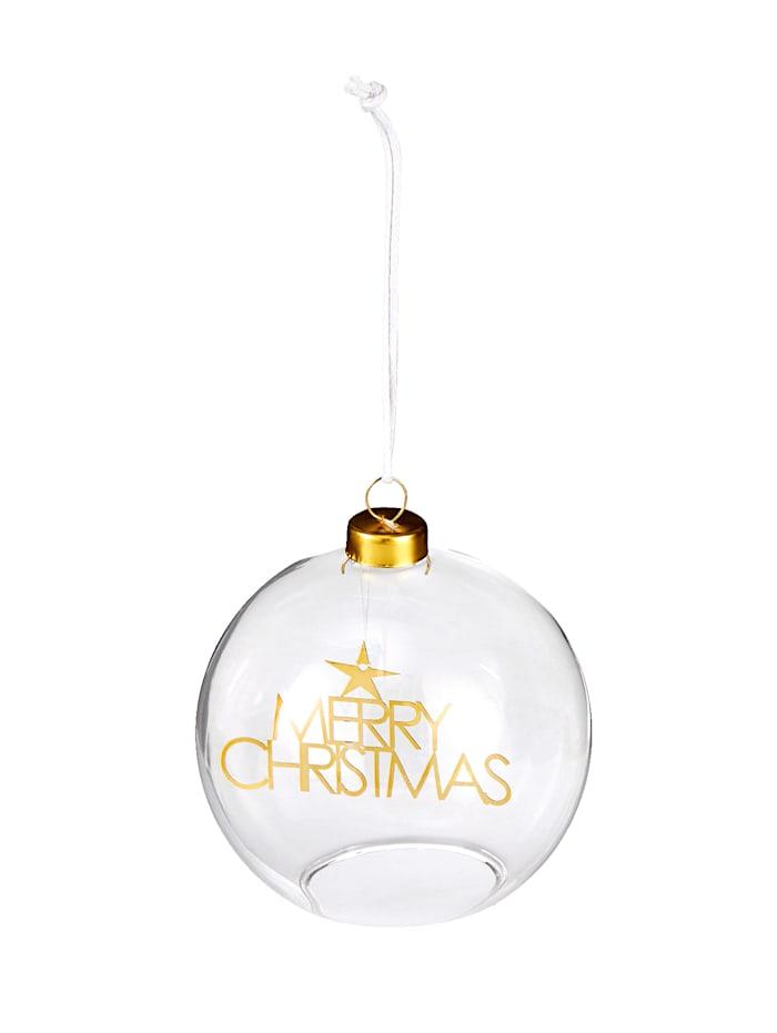 räder Weihnachtskugel räder, transparent