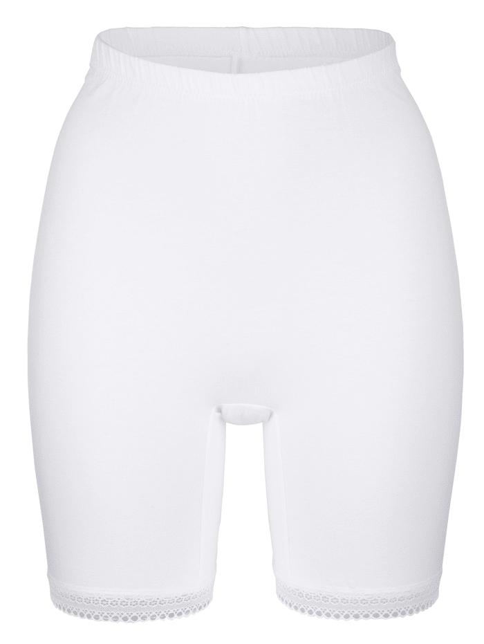 "Panties longs en coton issu de l'initiative ""Cotton made in Africa"""