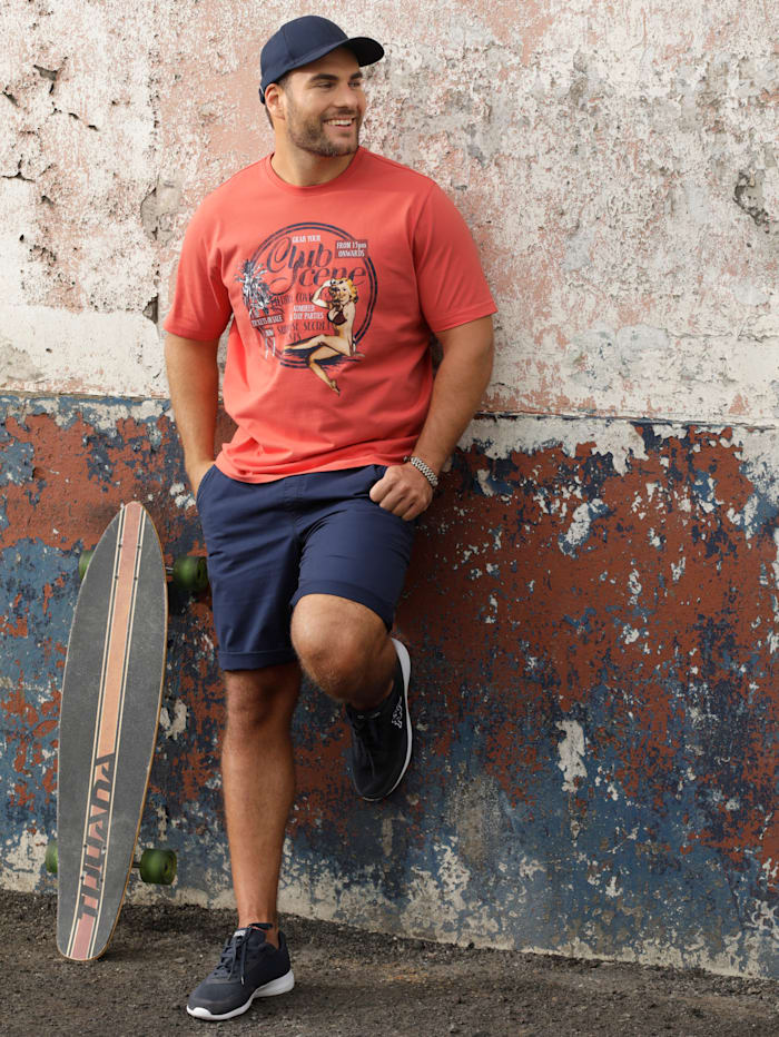 T-skjorte med pinup-motiv