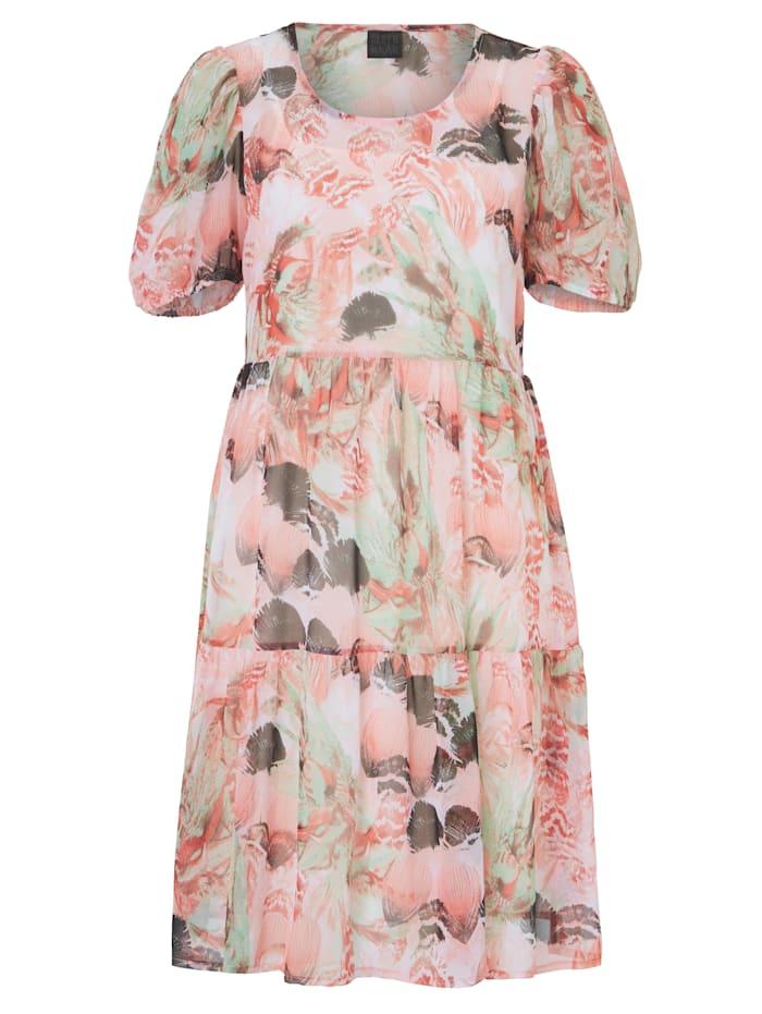REKEN MAAR Kleid, Multicolor