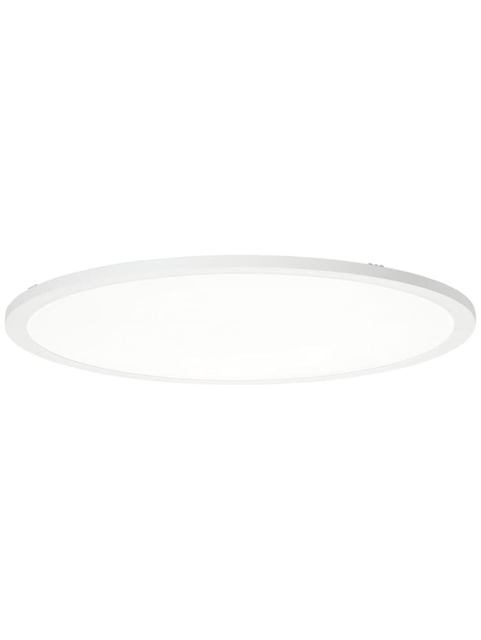 Brilliant Abie LED Deckenaufbau-Paneel 60cm weiß, weiß