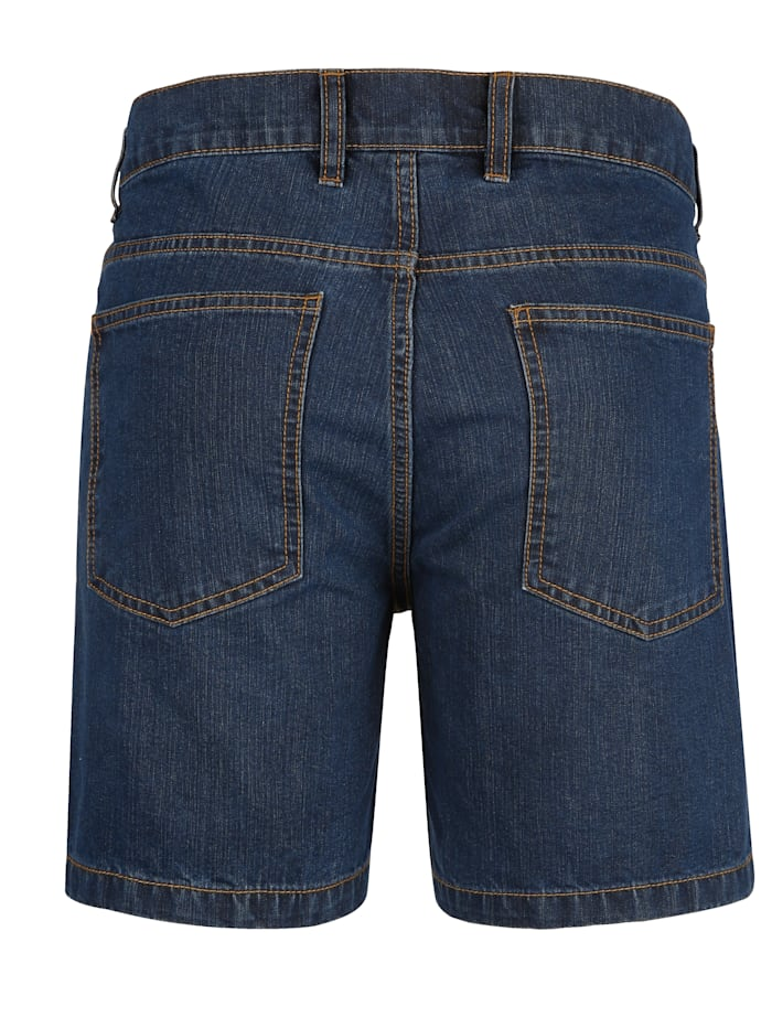 Jeansshorts i 5-ficksmodell