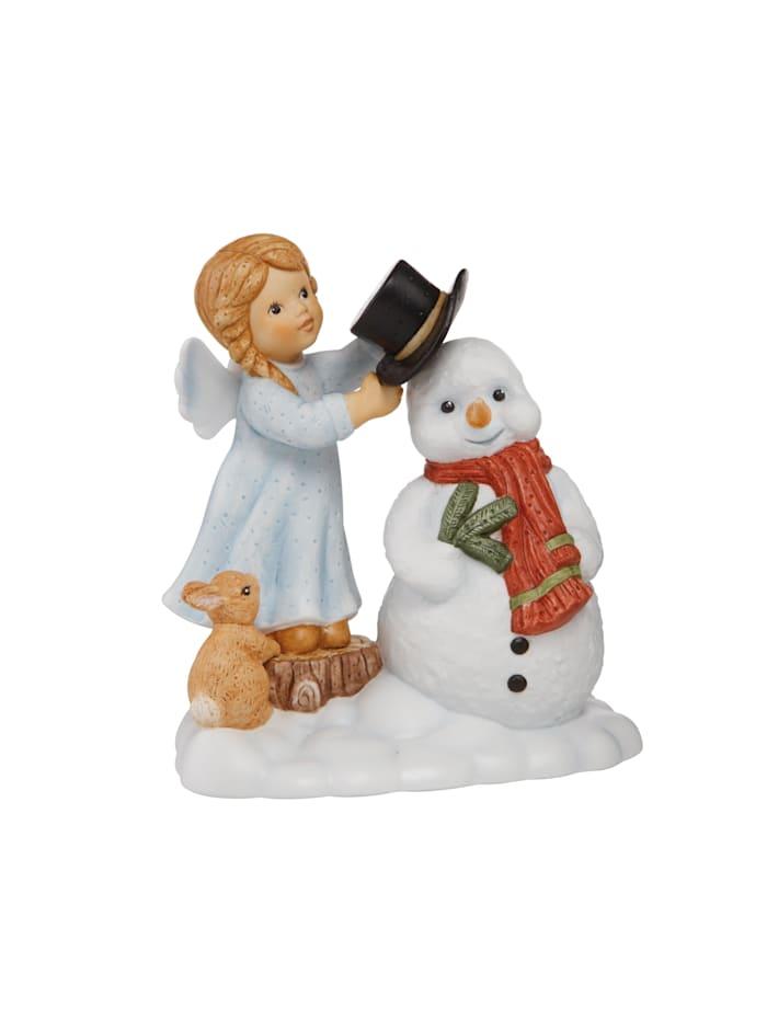Goebel Goebel Engel Frosty`s Schutzengel, Bunt