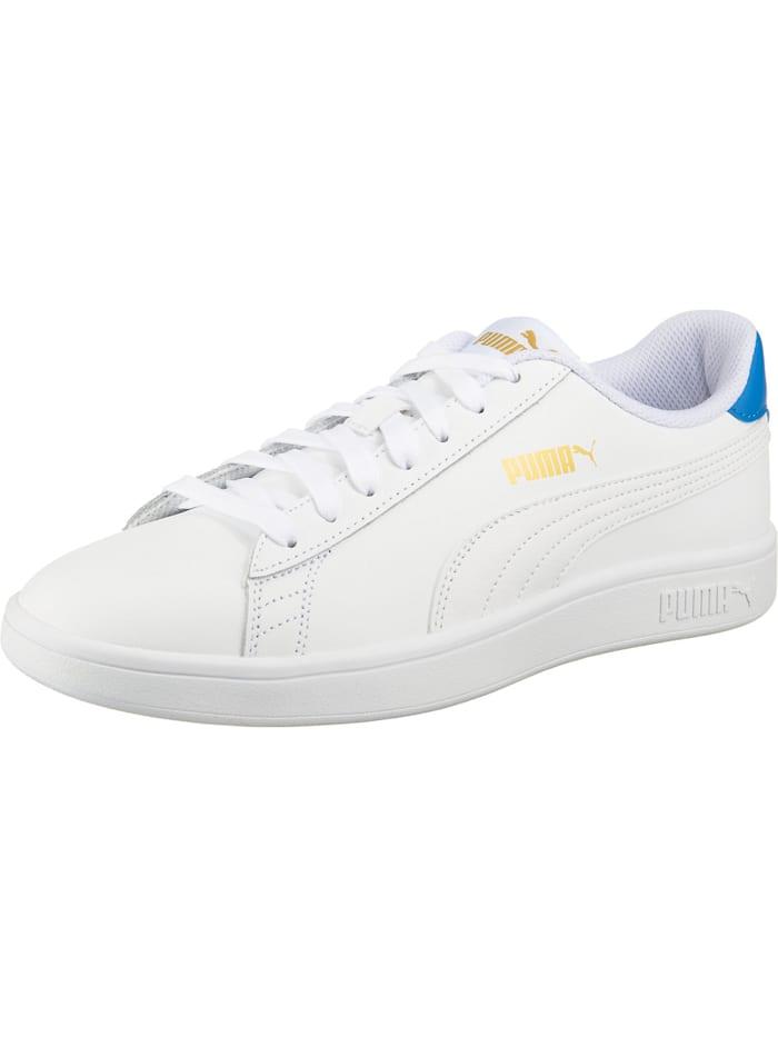 Puma Puma Smash V2 L Sneakers Low, weiß-kombi