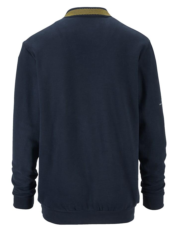 Sweatshirt met zeer zacht oppervlak