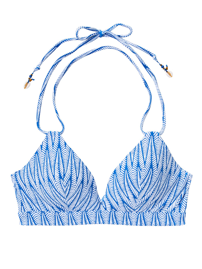 LingaDore Bikini-Top, Hellblau