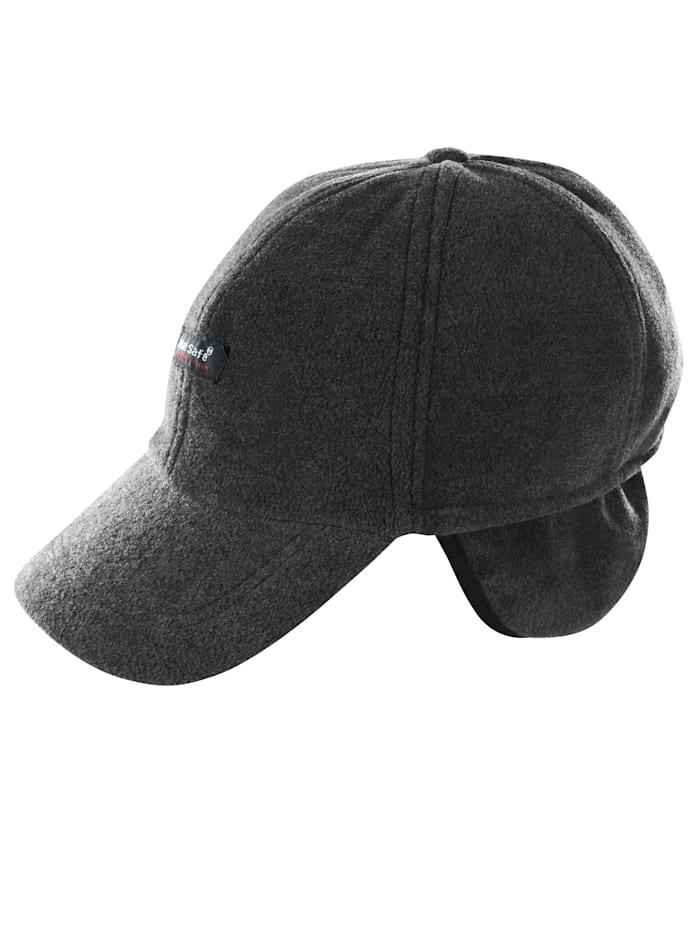 Thermo-Cap mit ausklappbaren Ohrenklappen