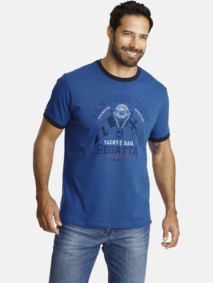 Jan Vanderstorm Jan Vanderstorm T-Shirt RAEL, blau