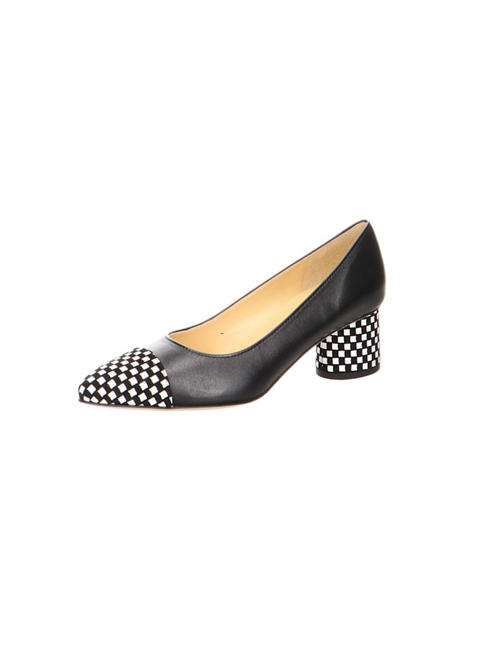 Brunate Pumps, schwarz