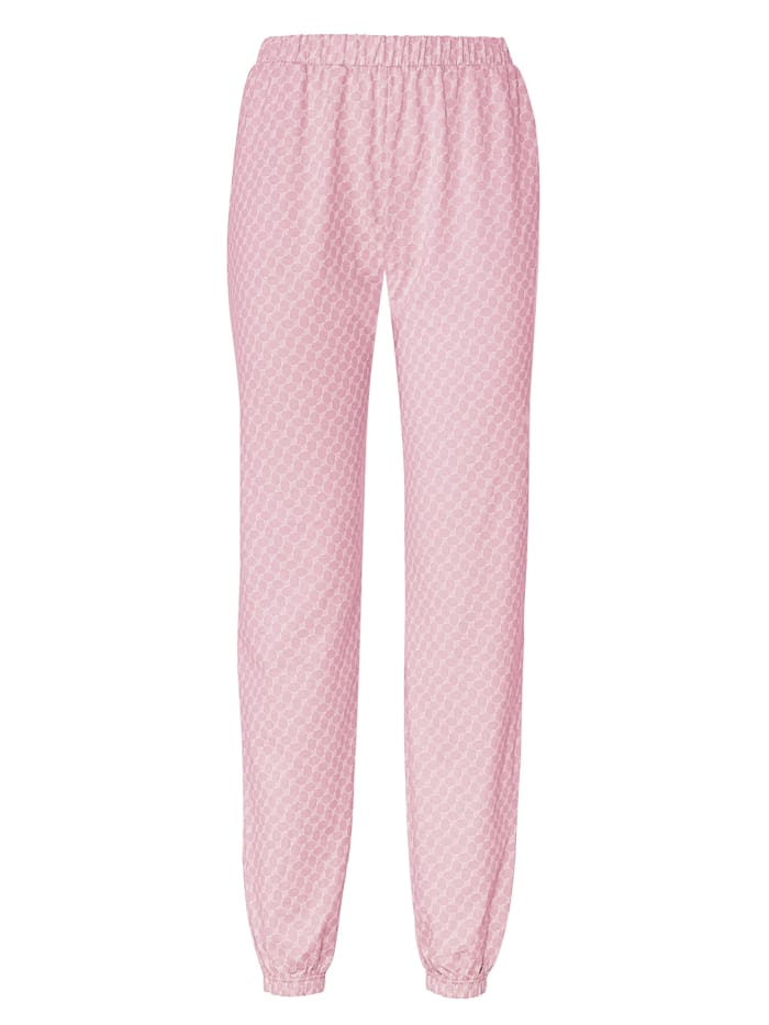 JOOP! Hose aus der Serie Easy Leisure, Pink