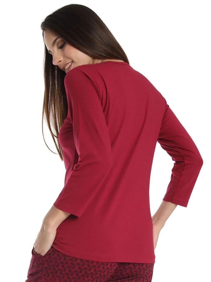 langarm Shirt FLOWERY ASPECT