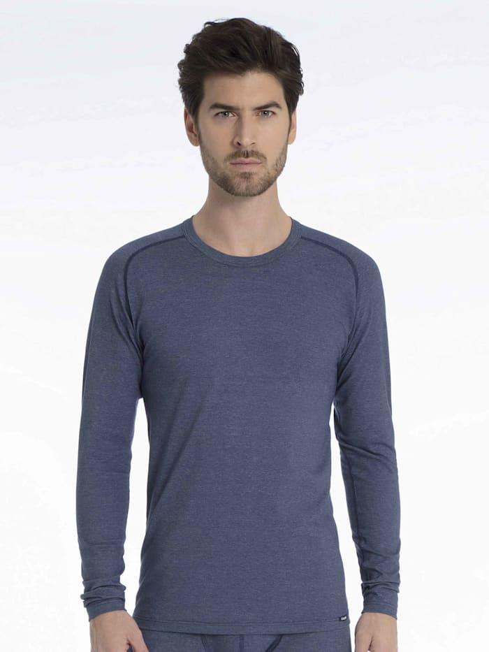 Funktions-Langarm-Shirt Ökotex zertifiziert
