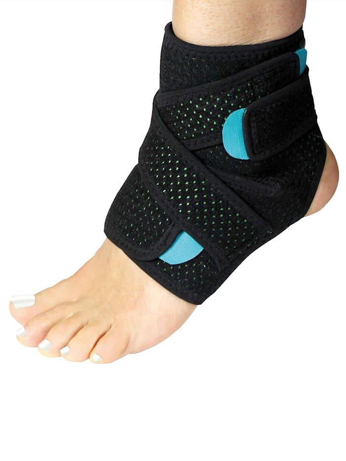 Prorelax Prorelax® Coolfit-Bandage Fuß Ergonomisch, passgenau, schwarz
