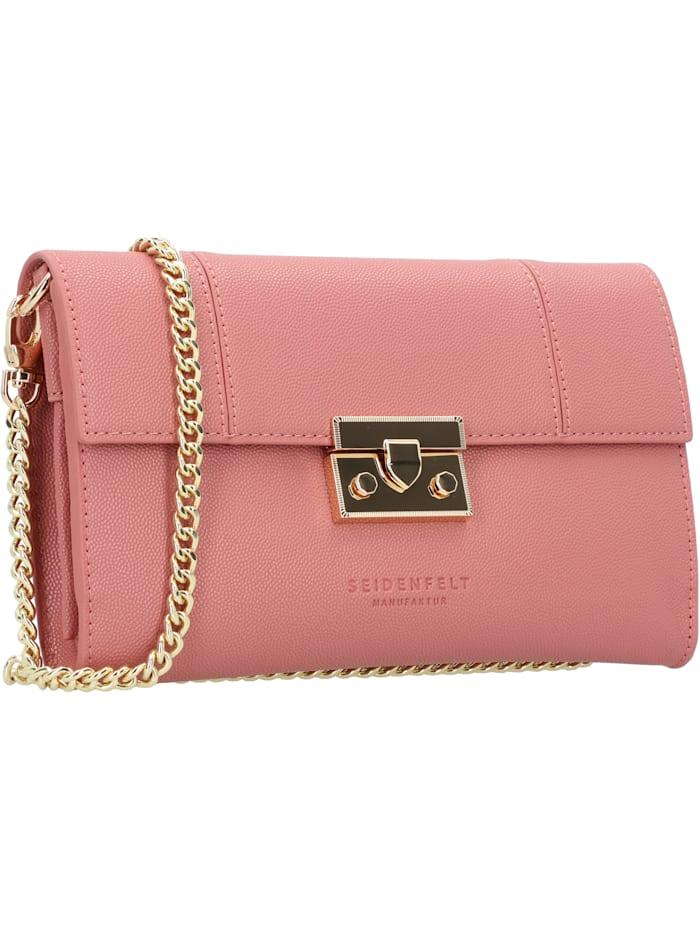 Seidenfelt Roros Clutch Tasche 23 cm, blush