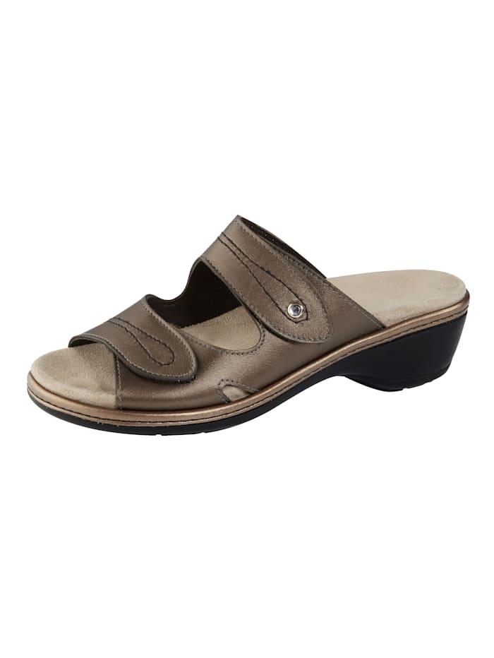 ACO Nazouvací obuv, Bronzová