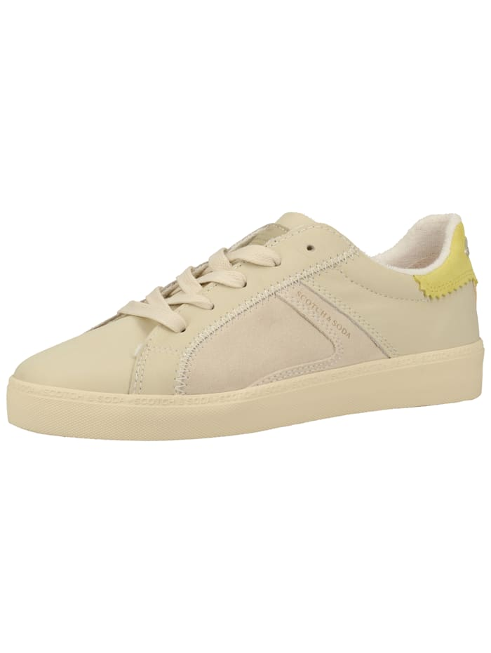 SCOTCH & SODA SCOTCH & SODA Sneaker, Creme