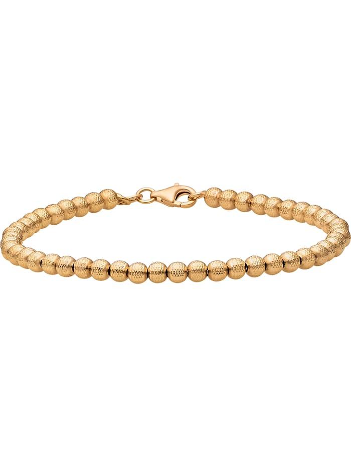 CHRIST C-Collection CHRIST Damen-Armband 585er Gelbgold, gold