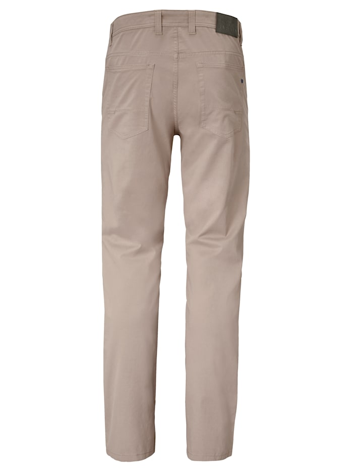Pantalon en matière estivale légère
