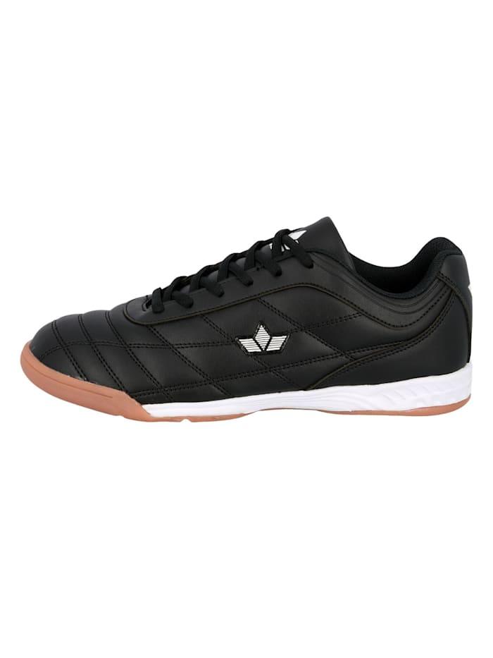 Lico Sportschuh, schwarz/weiss