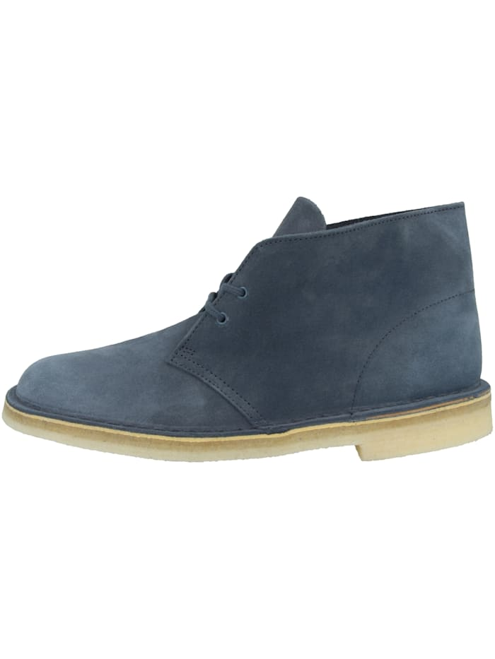 Clarks Boots Desert Boot, blau