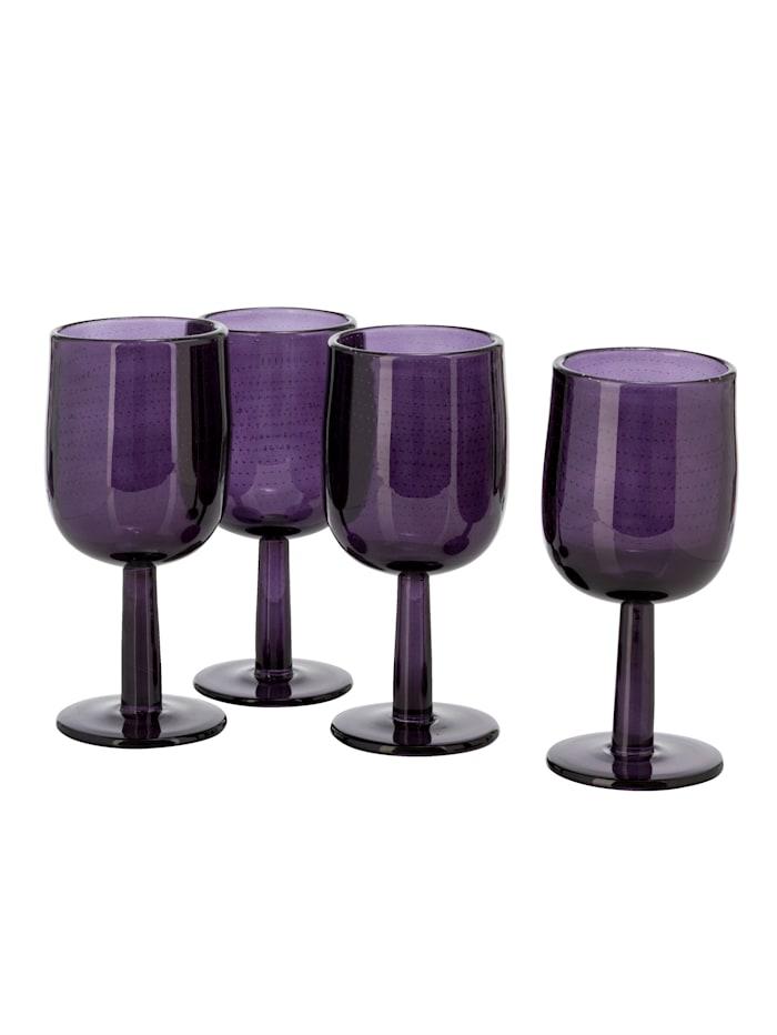 Glas-Set, 4-tlg.