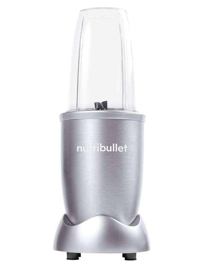 MediaShop NutriBullet® 11 pièces, gris clair, Gris clair/coloris argenté