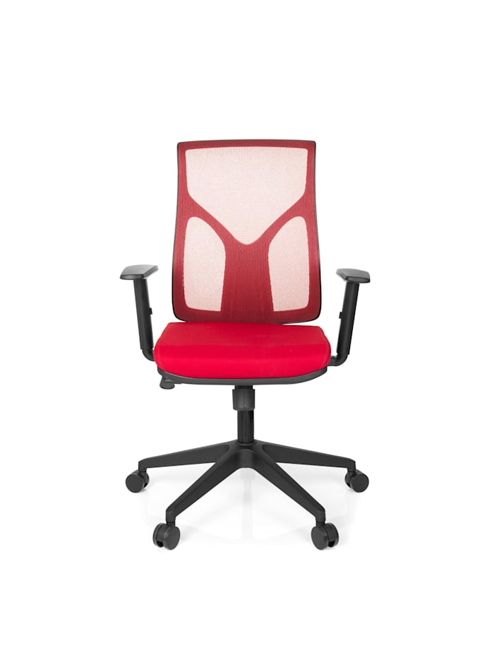 hjh OFFICE Home Office Bürostuhl TURAN, Rot