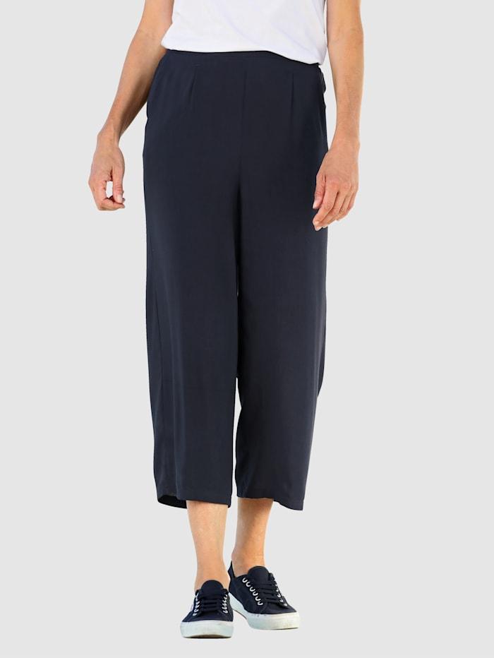 Dress In Culotte so vsadenými vreckami, Námornícka